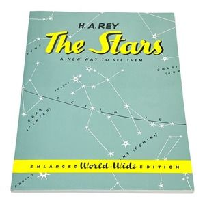 Retro The Stars by H.A. Rey